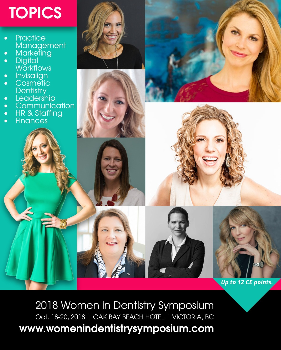 Women in Dentistry Symposium Promo